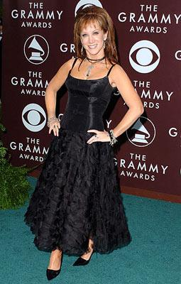 Kathy Griffin The 47th Annual GRAMMY Awards - Arrivals Staples Center - Los Angeles, CA - 2/13/05