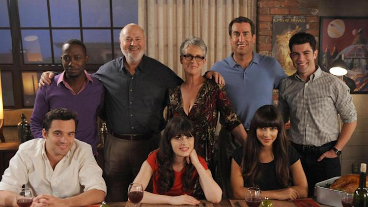 """New Girl"" – ""Parents"" on FOX  Tuesday, 11/20 at 9pm"