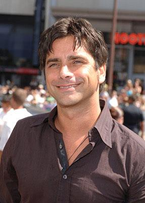Premiere: John Stamos at the LA premiere of Warner Bros. Pictures' Charlie and the Chocolate Factory - 7/10/2005