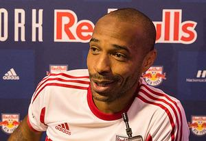 Thierry Henry | Photo Credits: NYRB