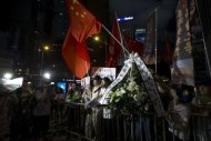 China. No a candidaturas en Hong Kong