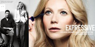 Gwyneth Paltrow Plays 'The Writer' In First Look Of Her Max Factor Campaign