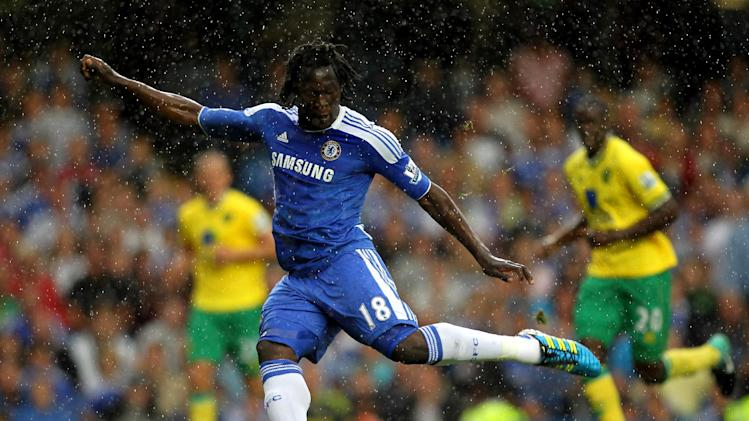 Romelu Lukaku has failed to make his mark at Chelsea
