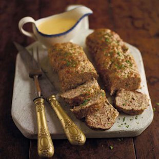 Meatloaf cooked in milk: Recipes
