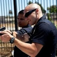 Still from 'End of Watch' with Jake Gyllenhaal and Michael Pena