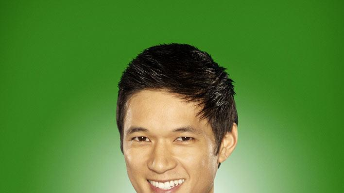 "Harry Shum Jr. returns as Mike in season 2 of ""Glee."""