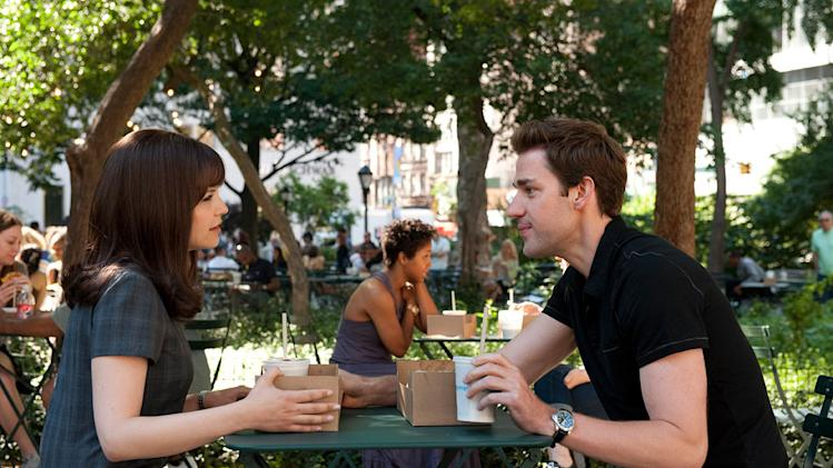 Something Borrowed 2011 Warner Bros. Pictures Ginnifer Goodwin John Krasinski
