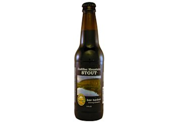 Bar Harbor Brewing Company: Cadillac Mountain Stout