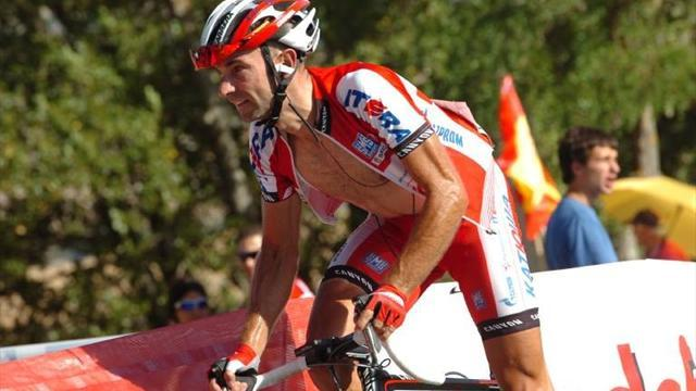 Cycling - Vicioso rejoins Katusha after testifying in court