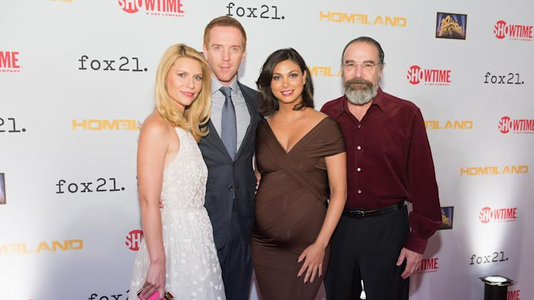 "Showtime And Fox 21 Screening For ""Homeland"""