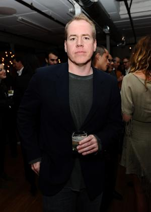 Bret Easton Ellis attends the 'Band of Outsiders' dinner party hosted by Dewars at the Band of Outsiders Loft on November 18, 2010 in Beverly Hills -- Getty Images