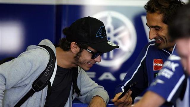 Motorcycling - Rossi, Crutchlow concerned over fuel consumption