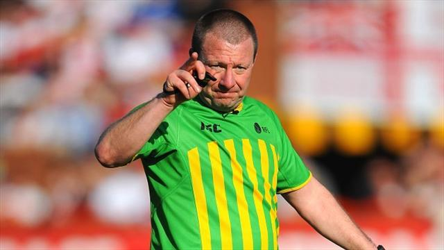 Rugby League - Video ref Ganson apologises for Hull decision