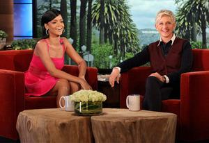 Rihanna and Ellen DeGeneres | Photo Credits: The Ellen Degeneres Show/Warner Bros. Productions
