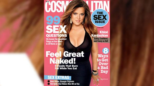Khloe Kardashian on Mom's 'Fat' Comment