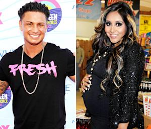 Pauly D: Snooki Wants Me Present When She Gives Birth to Her Baby