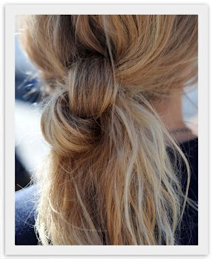 Double Knot Pony