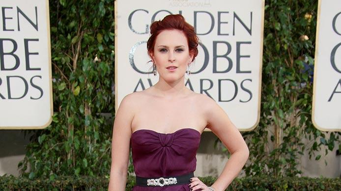 Rumer Willis GG rc