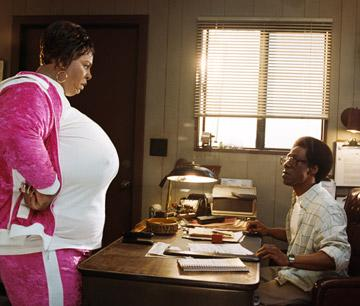 Eddie Murphy and Eddie Murphy in DreamWorks Pictures' Norbit