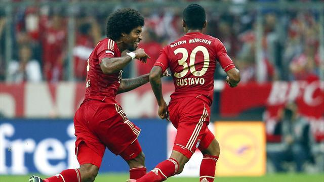 Bundesliga - Angry Bayern forced to leave Brazilians out of Cup final