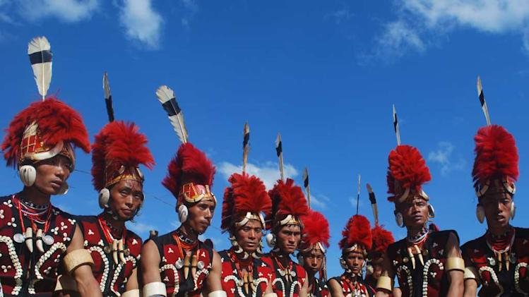 Travel 2013 destinations nagaland