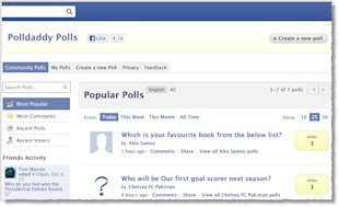 4 Facebook Poll Tools For Your Social Media Strategy image Facebook Poll tool 3