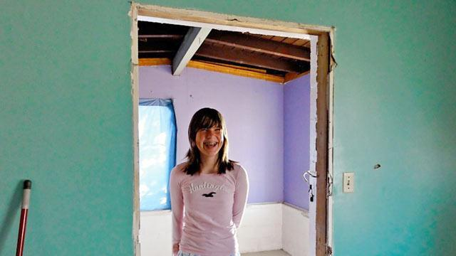 14-Year-Old Buys Distressed Home