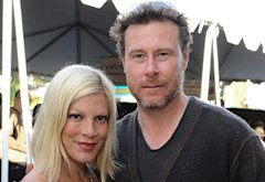 Tori Spelling and Dean McDermott   Photo Credits: Michael Kovac/Getty Images