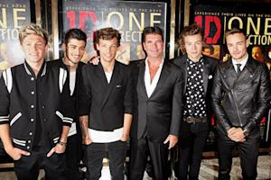"One Direction's Niall Horan, Harry Styles: Simon Cowell Is Going to Be a ""Great,"" ""Sick"" Dad"