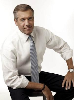 Brian Williams in a promo shot for 'Rock Center with Brian Williams -- NBC