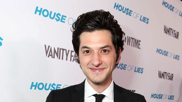 "Ben Schwartz arrives at the premiere party for Showtime's new series ""House of Lies&quot held at the AT&T Center Theatre on January 4, 2012 in Los Angeles, California."