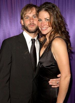 Dominic Monaghan and Evangeline Lilly InStyle/Warner Bros. Golden Globes Party The Palm Court at the Beverly Hilton - Beverly Hills, CA - 1/16/05 Evangeline Lilly