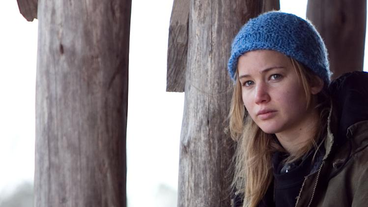 Jennifer Lawrence Winter's Bone Production Stills Roadside Attractions 2010