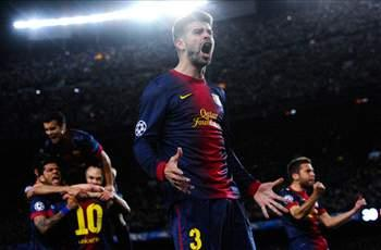 Pique: Barcelona's Liga campaign a perfect 10