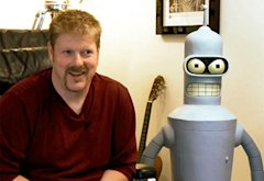 John DiMaggio | Photo Credits: Record Farm Industries