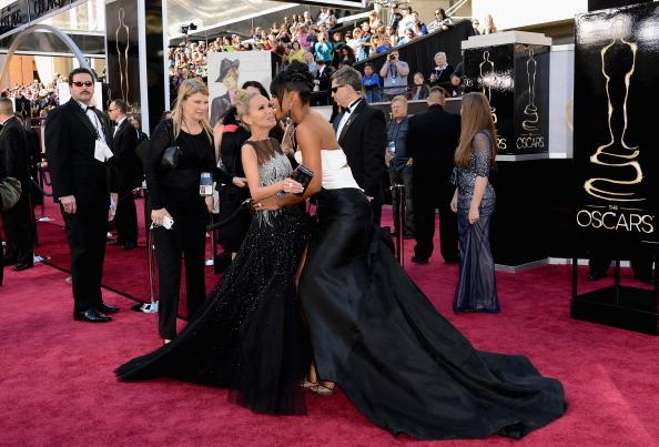 Oscars 2013: The Stars Hit the Red Carpet