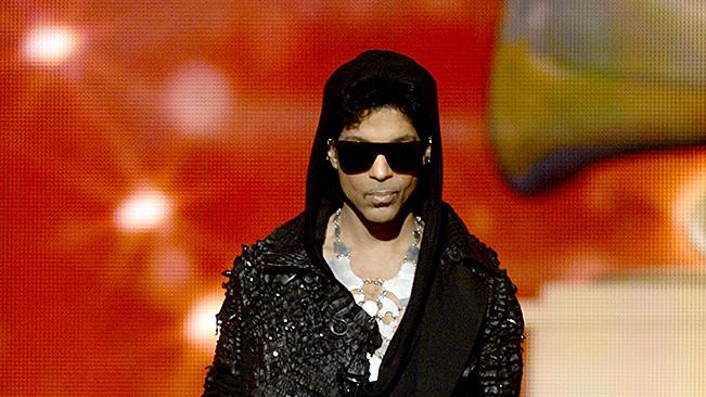 Grammys 2013 Most Memorable Photos from Grammy Night: Prince