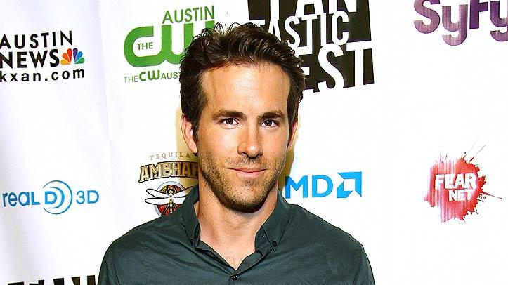 Ryan Reynolds Fantastic Fest