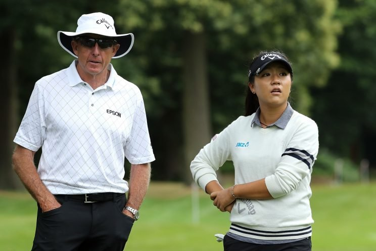 Lydia Ko and David Leadbetter have parted ways. (Getty Images)