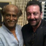 Sanjay Dutt-Rajinikanth May Do A Film Together
