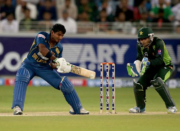 Pakistan v Sri Lanka - T20 International