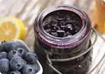 Blueberry-Lemon Honey Jam