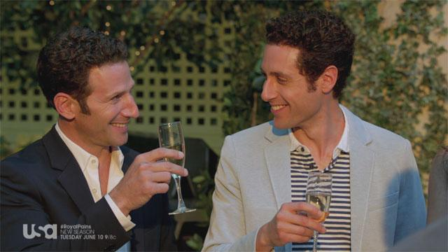 'Royal Pains': Super Doctor Hank Is Back