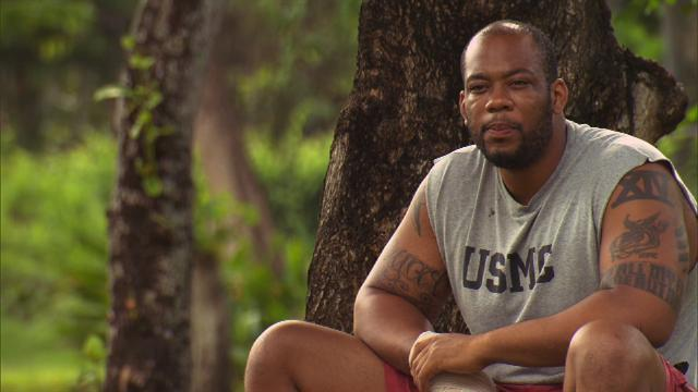Survivor: Caramoan - Shamar The Day After