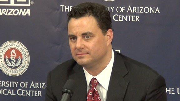 Sean Miller on Gordon, Johnson leaving to NBA