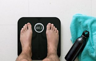 The Aria smart scale