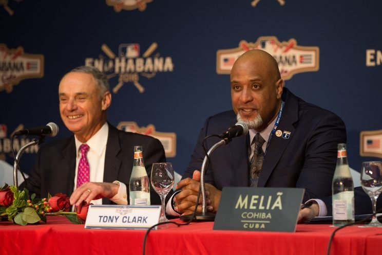 Major League Baseball, union agree on new collective bargaining agreement