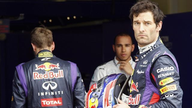 Malaysian Grand Prix - Webber furious as Vettel steals win at Sepang