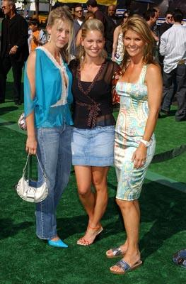 Jodie Sweetin, Candace Cameron and Lori Loughlin at the world premiere of Warner Brothers' New York Minute