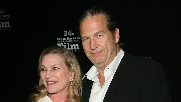 Santa Barbara International Film Festival 2009 Susan Bridges Jeff Bridges
